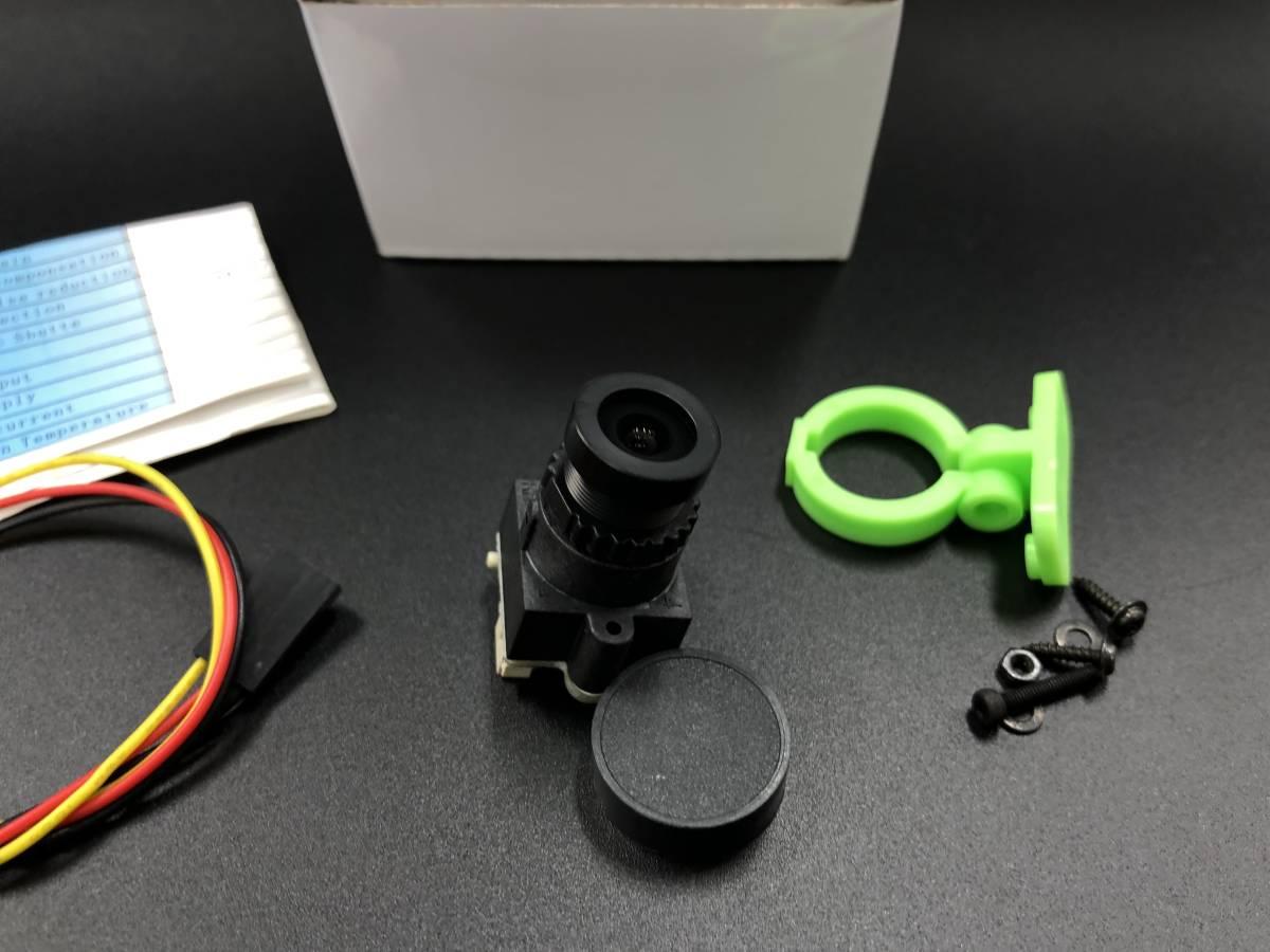 ★激安★FPV超小型FLYZONE 1000TVL1/3 FPV (2.8mm)カメラ  超小型 (PAL/NTSC 選択可能) AAAA_画像4