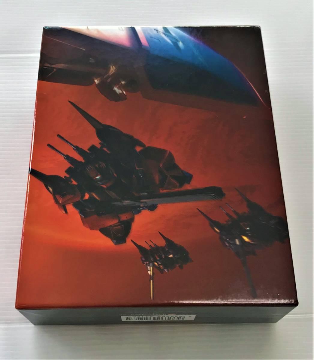 ◎盤面傷無◎ 機動戦士Zガンダム メモリアルボックス Part.I Blu-ray BOX BD5枚組  MOBILE SUIT Z GUNDAM MEMORIAL BOX Part.1 ブルーレイ_画像3