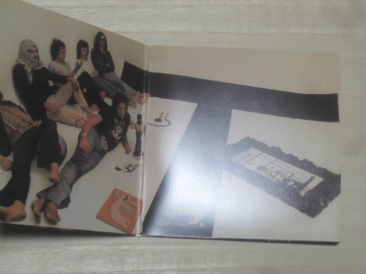 ☆AREA(アレア)【ARBEIT MACHT FREI(自由への叫び)】SHM-CD[国内盤][2011年リマスター盤][紙ジャケット仕様]・・・ツェッペリン号の崩壊_画像5