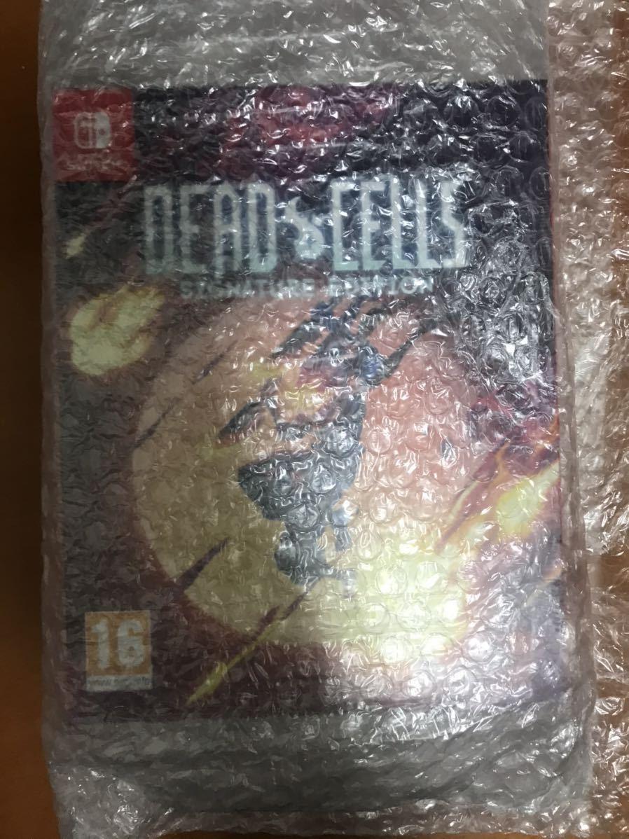 Nintendo Switch デッドセルズ dead cells海外限定版 (日本語付き)