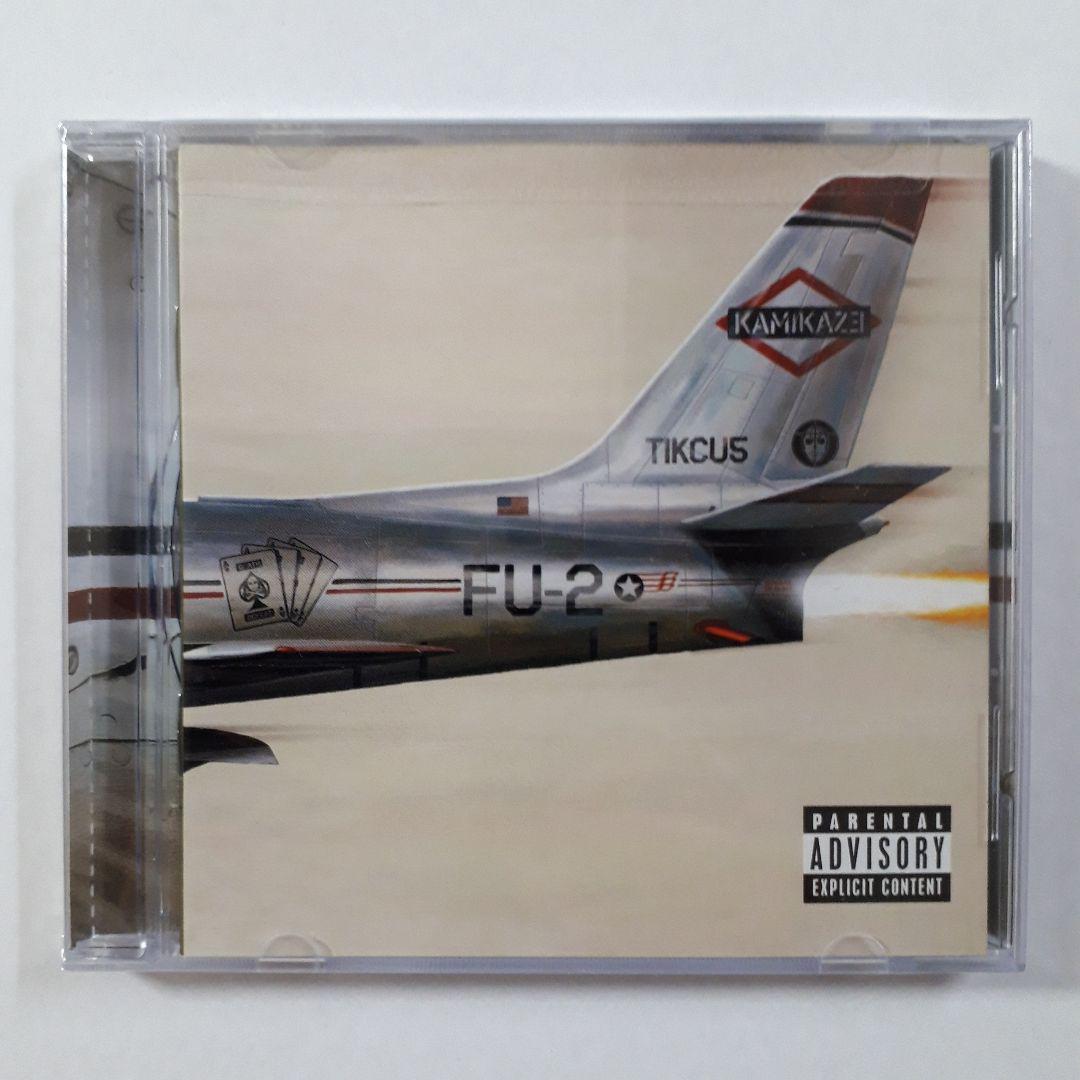 Eminem kamikaze エミネム カミカゼ 輸入盤 新品、未開封_画像1