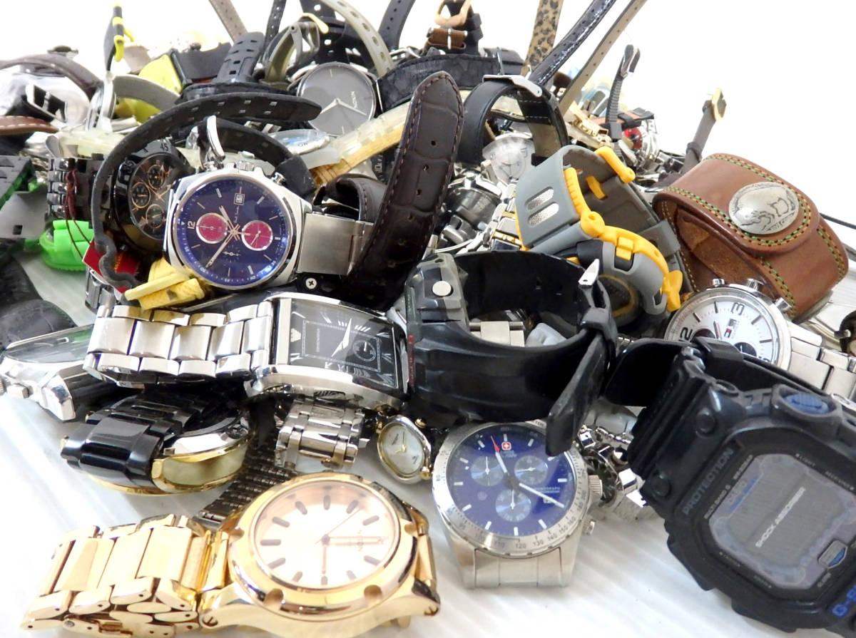 メンズ レディース 腕時計 大量 まとめ売り G-SHOCK NIXON SEIKO CASIO DIESEL 部品取り