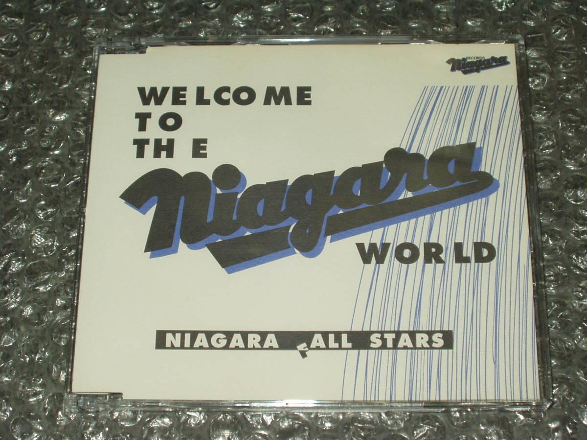 ●送料無料●CD▼「WELCOME TO THE NIAGARA WORLD」PR品~大滝詠一編集