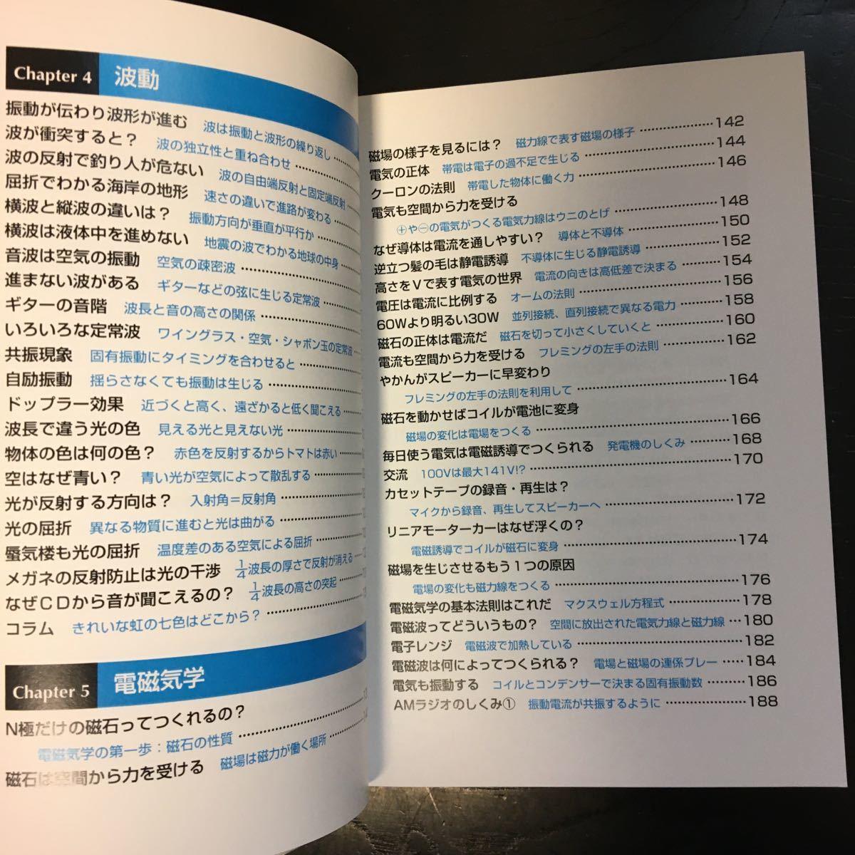♪物理のしくみ (図解雑学)井田屋 文夫 (著) (日本語) 単行本 2005/8/1 z-62_画像3