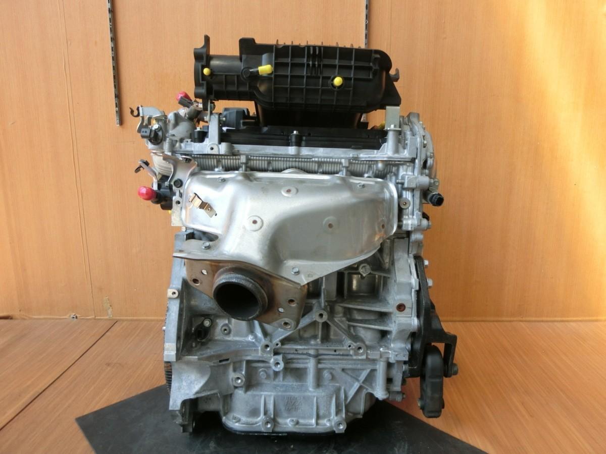 H26 セレナ HFC26 MR20DD エンジン本体_画像3