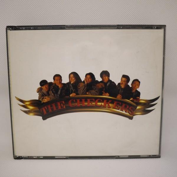 送料無料 即決 2999円 CD 1257 チェッカーズ THE CHECKERS ベスト盤 3枚組 藤井フミヤ ブックレット型歌詞カード付 全41曲収録_画像1