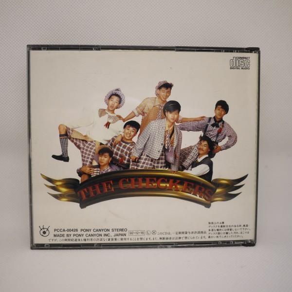 送料無料 即決 2999円 CD 1257 チェッカーズ THE CHECKERS ベスト盤 3枚組 藤井フミヤ ブックレット型歌詞カード付 全41曲収録_画像2