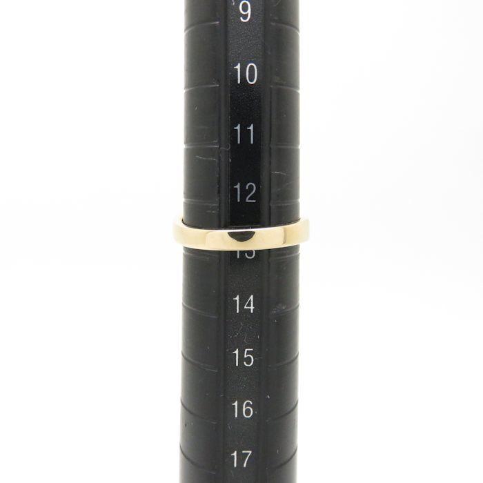 リング K18YG ルビー0.51ct ダイヤモンド0.55ct 12.5号 18金イエローゴールド 指輪 レディース ジュエリー /63760 【中古】_画像5