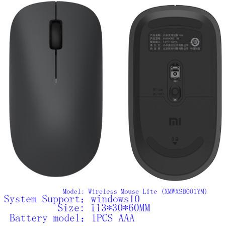 K1508 ポータブルマウスワイヤレス光学式 RF 2.4 Ghz 1200DPI デュアルモード接続コンピュータ Windows 7/8/10_画像7