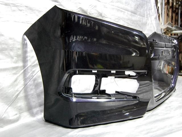 22612 RK5 ステップワゴン スパーダ 純正 フロントバンパー 71101-SZW-J000_画像2