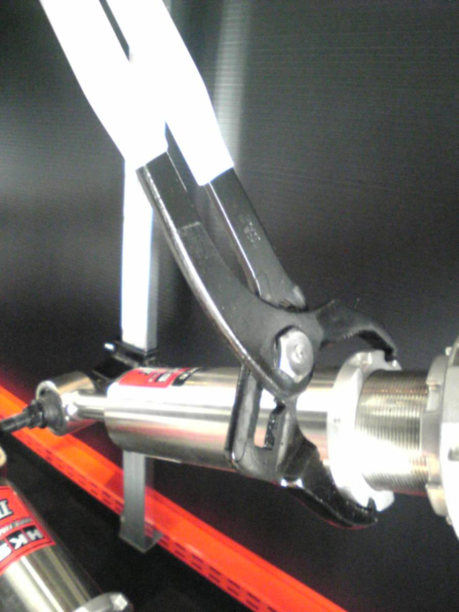 汎用 車高調 レンチ スベレンチ FD3S テイン HKS タナベ クスコ 万能 車高 調整 工具_画像8