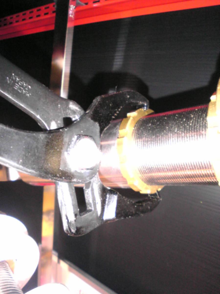 汎用 車高調 レンチ スベレンチ FD3S テイン HKS タナベ クスコ 万能 車高 調整 工具_画像1