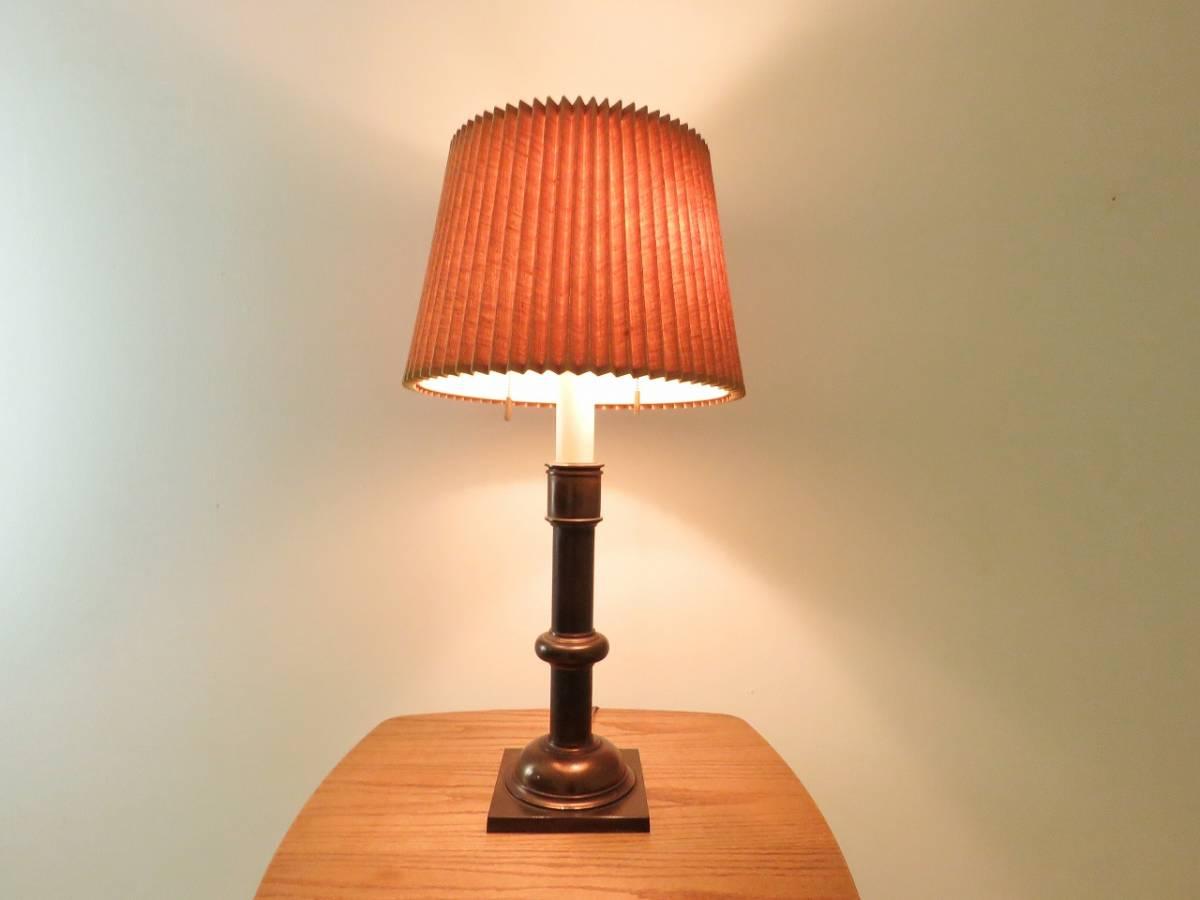 アメリカ STIFFEL テーブルスタンド照明 ランプクラシカル検IDC大塚家具ドレクセル_画像1