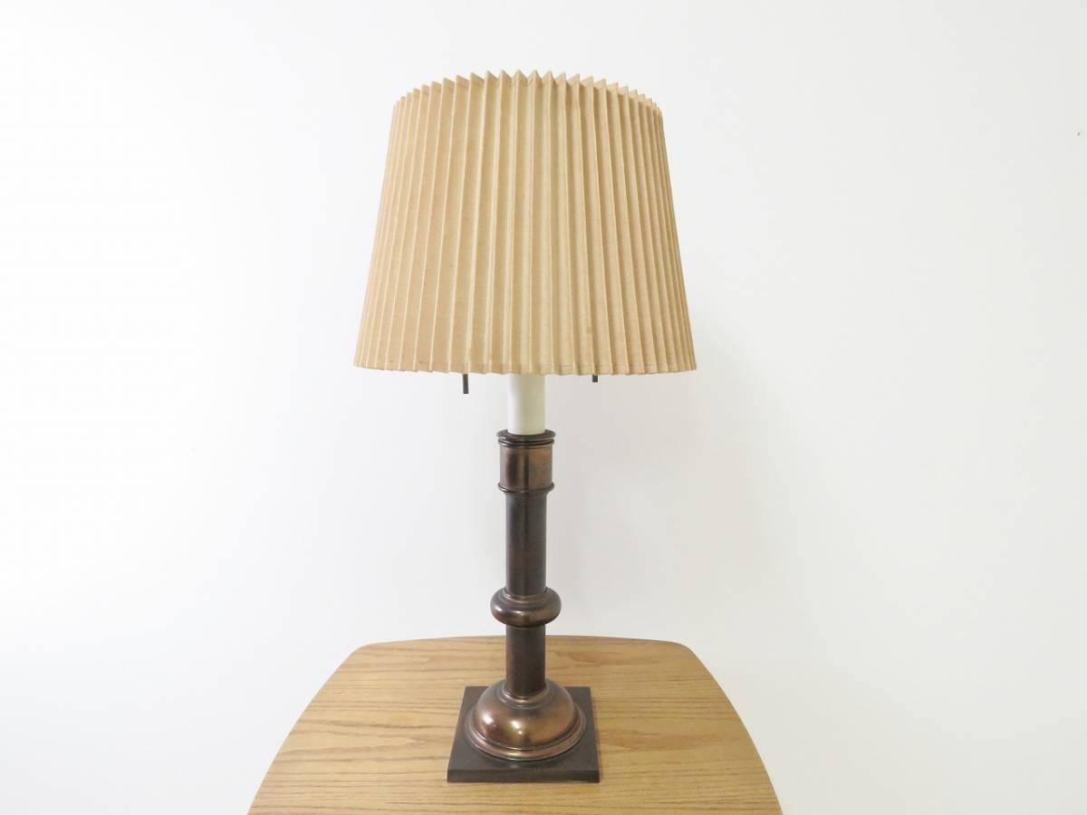 アメリカ STIFFEL テーブルスタンド照明 ランプクラシカル検IDC大塚家具ドレクセル_画像2