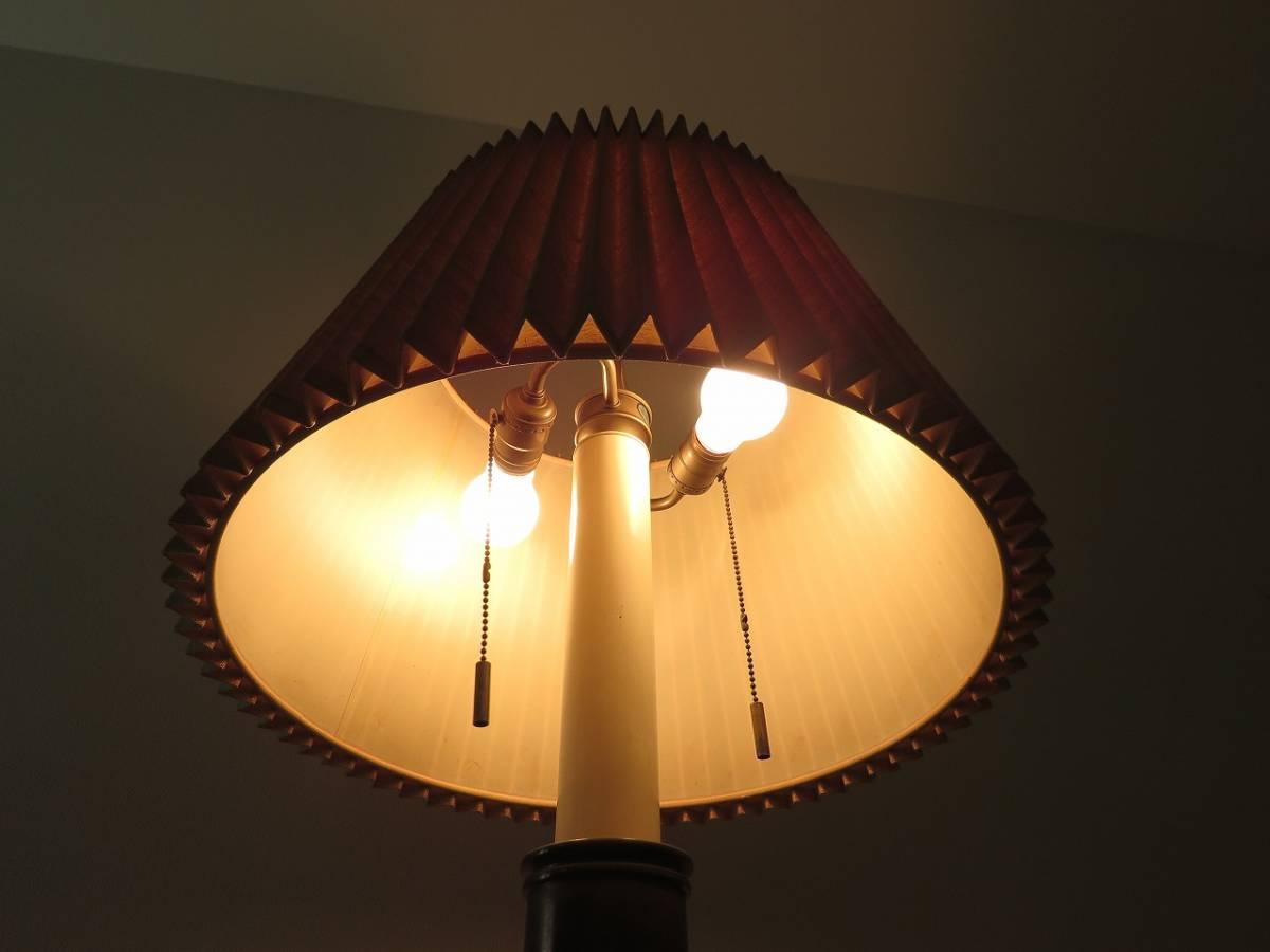 アメリカ STIFFEL テーブルスタンド照明 ランプクラシカル検IDC大塚家具ドレクセル_画像6