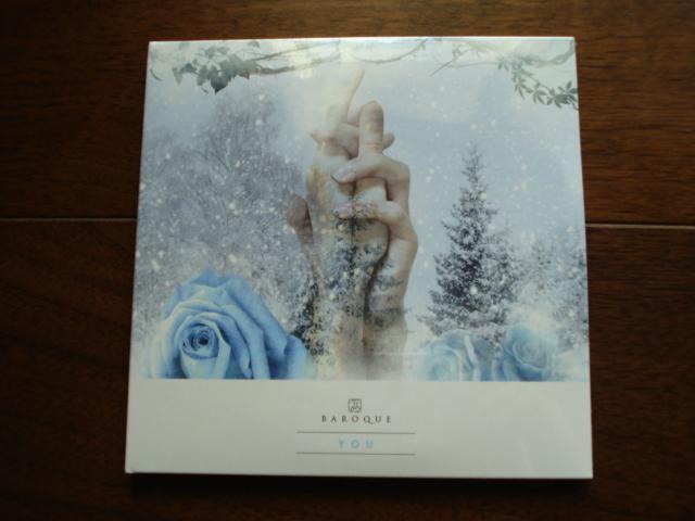 即決★送料無料 未使用品! BAROQUE(バロック) / YOU (初回限定盤) CD+DVD_画像1