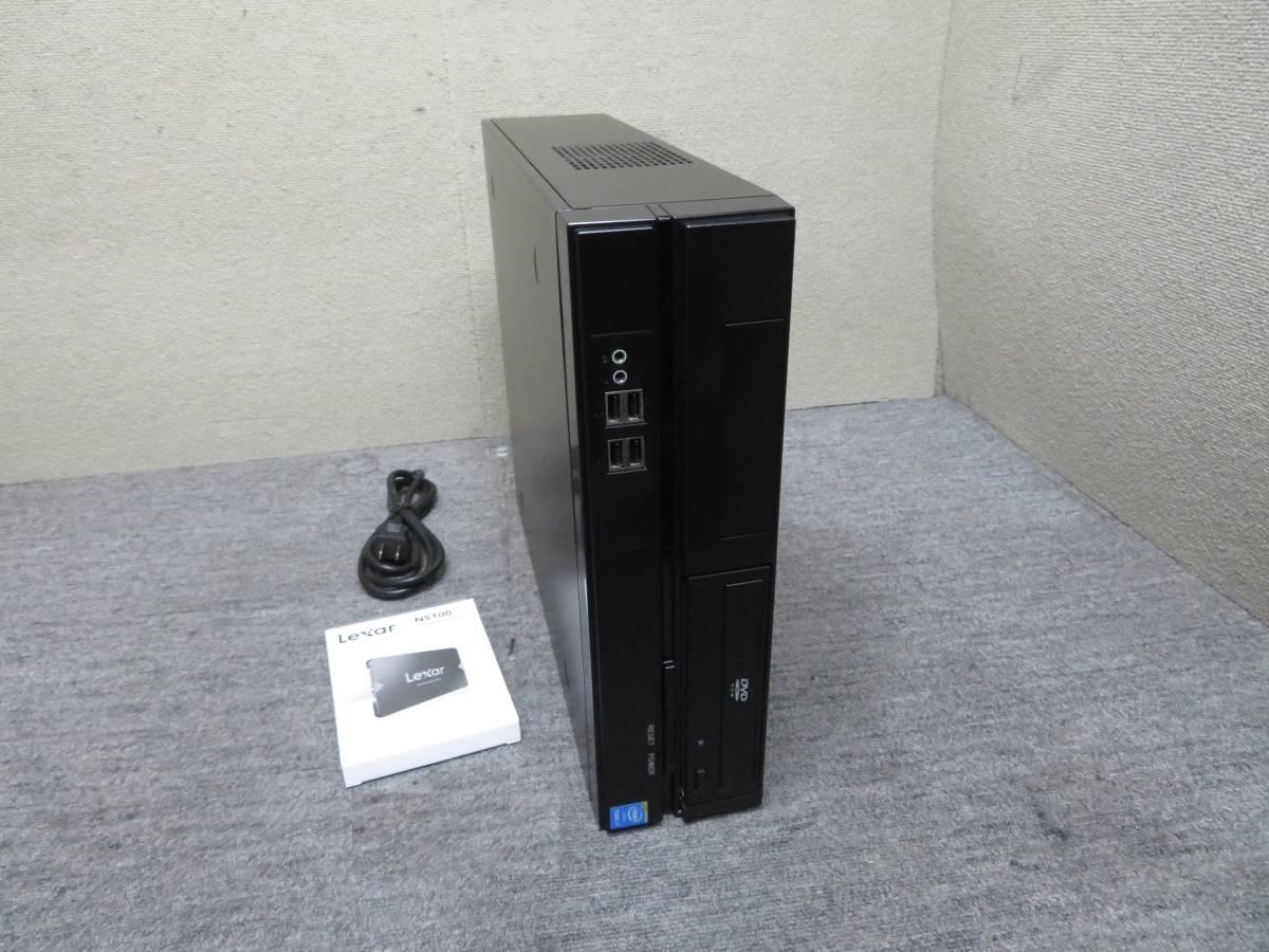 究極PC 秒速起動Core i7 第4世代 / 16GB / 新品・爆速SSD 512GB +1000GB★ 自作PC ASUS