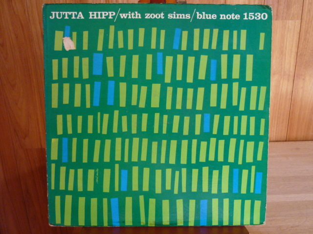 JUTTA HIPP WITH ZOOT SIMS BN1530 ORIGINAL