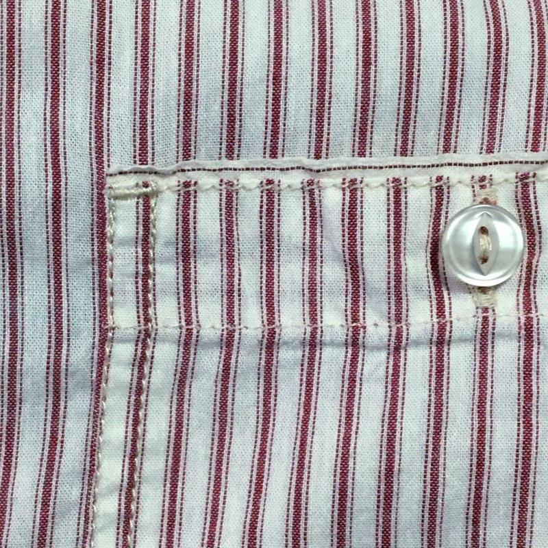 《郵送無料》■Ijinko★エディーバウアー ( Eddie Bauer )★ S サイズ長袖シャツ