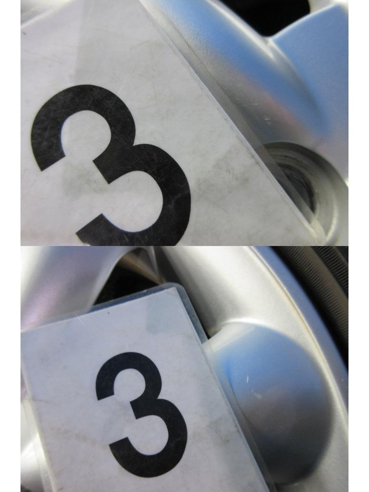 D-T0209★ HOT STUFF LaLa Palm ララパーム 15×5.0J +45 PCD100 4H 165/55R15 スペーシア ムーヴラテ キャンバス ミラココア ライフ_画像7