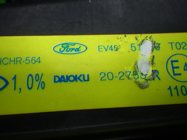 フォード LFAL3 エスケープ 右ヘッドライト ハロゲン VA200207133_画像4