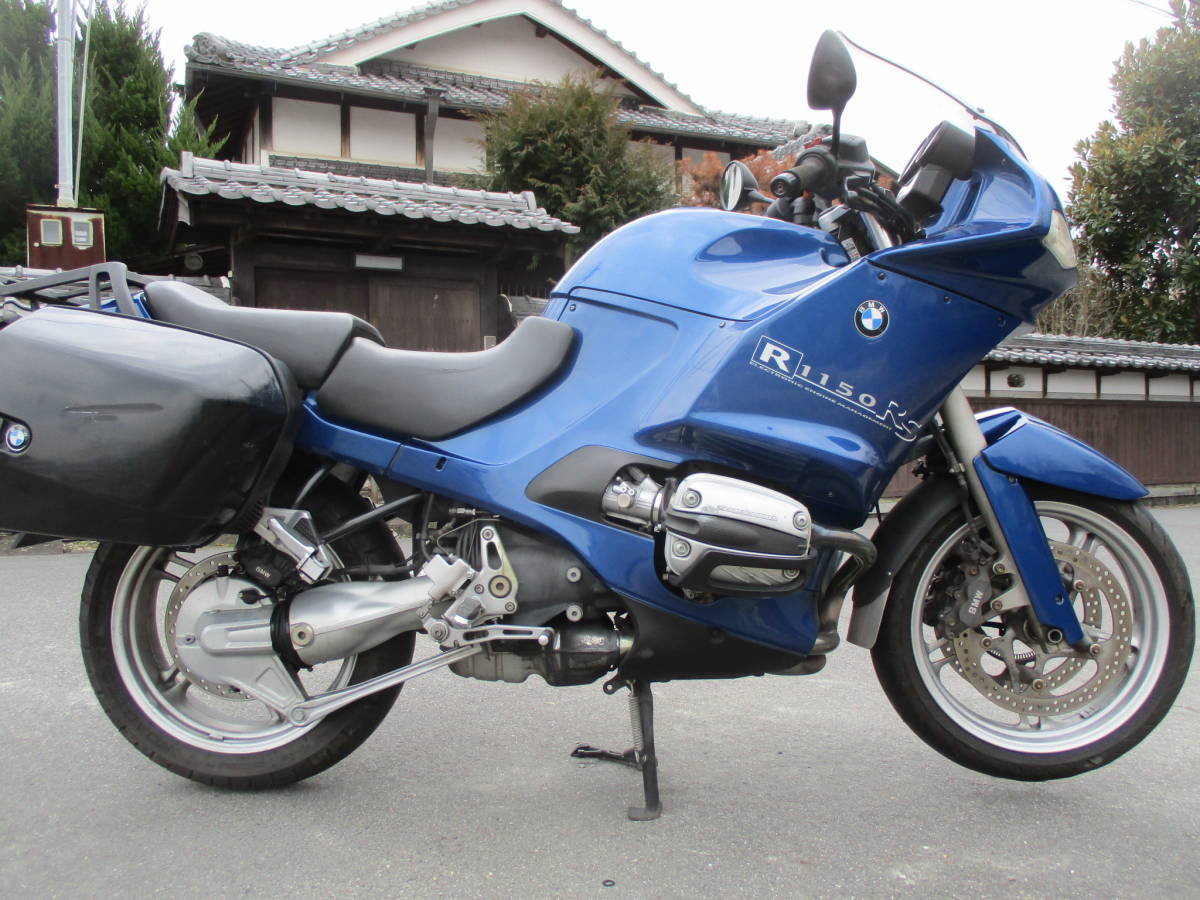 「BMW R1150RS ETC ABS」の画像1