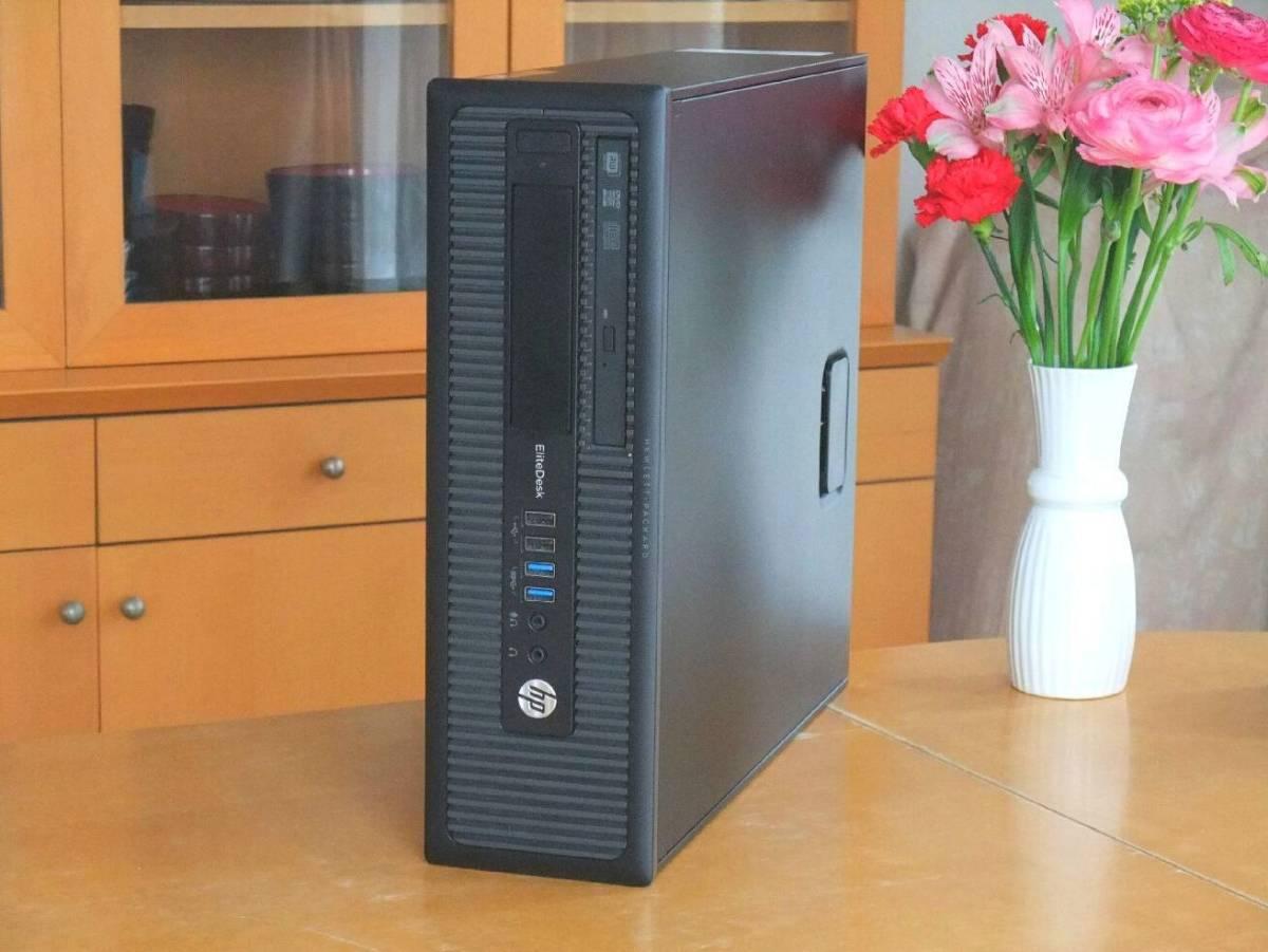 ☆究極 i7-4790 4.0Gx8/超大容量32Gメモリ/新品SSD960G+HD3TB/Office2019/無線LAN(WI-FI)/Win10/USB3.0/領収証可/送料無料/ProDesk600