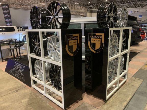 ★新品 4本タイヤセット 正規輸入品★LEXANI レグザーニ S-LINE 101S MBT★17インチ 5.5J 4H 100+45★165/40R17★ コペン/ソニカ/エッセ★_出品商品はホイール&タイヤのみになります