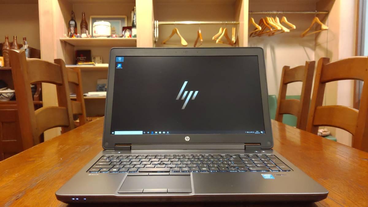 ワークステーション 高速大容量SSD1TB HP ZBook 15 G2 Core i7-4710MQ 16G Quadro K1100M FHD office2016