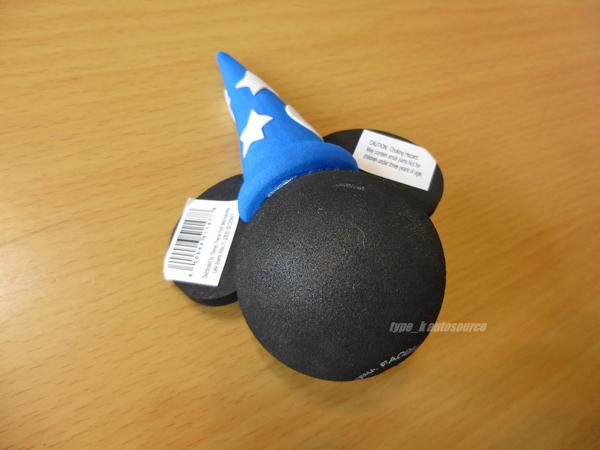 DISNEY ディズニー アンテナトッパー ボール Micky Mouse ミッキーマウス BlueHat ブルーハット USDM北米JDM_画像2