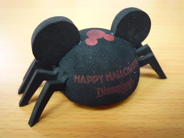 DISNEYディズニーアンテナトッパー ボール Halloween spider ハロウィーン スパイダーUSDM北米JDM_画像2
