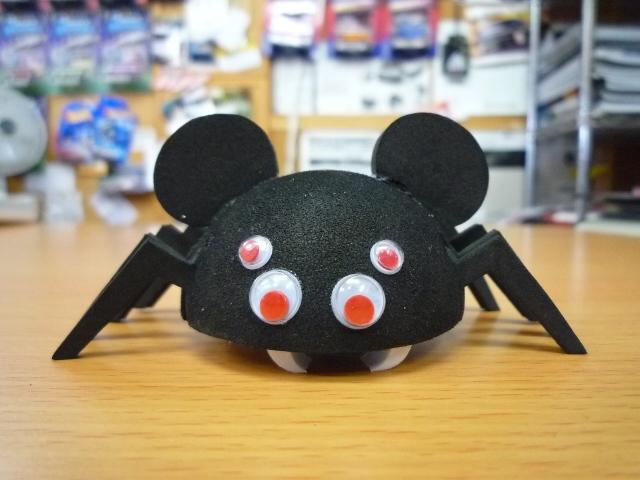 DISNEYディズニーアンテナトッパー ボール Halloween spider ハロウィーン スパイダーUSDM北米JDM_画像1