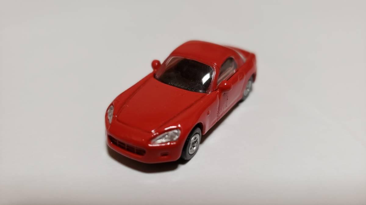 ホンダS2000ミニカー☆コーヒーおまけスポーツカー旧車日本名車おもちゃクルマ_画像1
