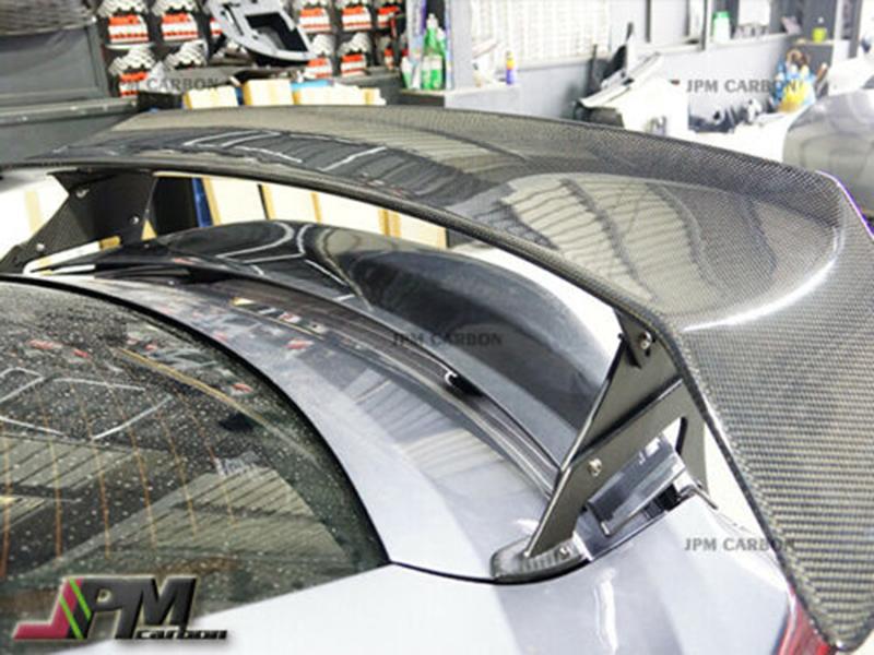 2015+レクサス RCF RC-F カーボン リア ウィング スポイラーArt GT_画像2