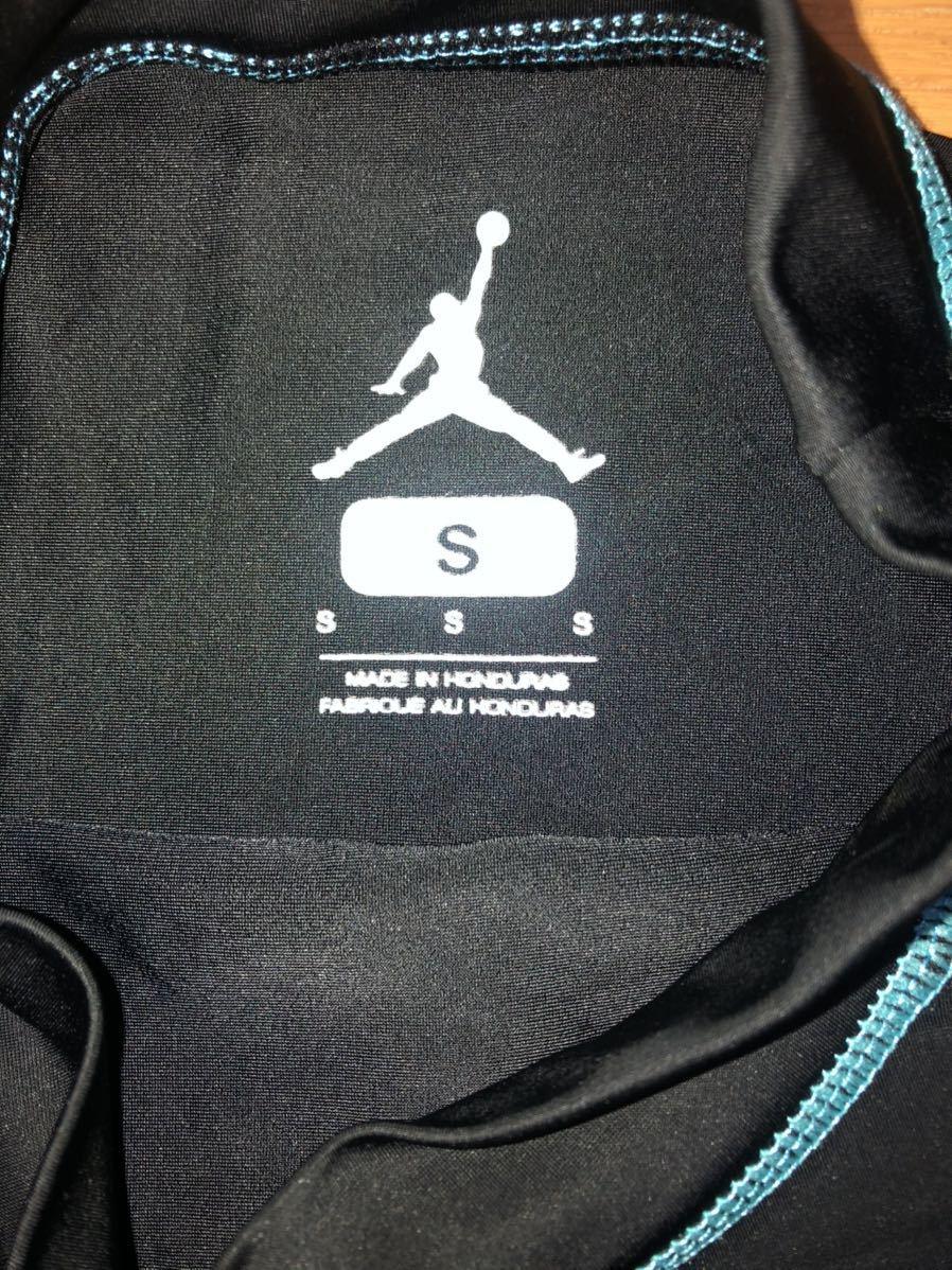 即決 送料無料 NBA ジョーダンブランド コンプレッションウェア アンダーシャツ Sサイズ