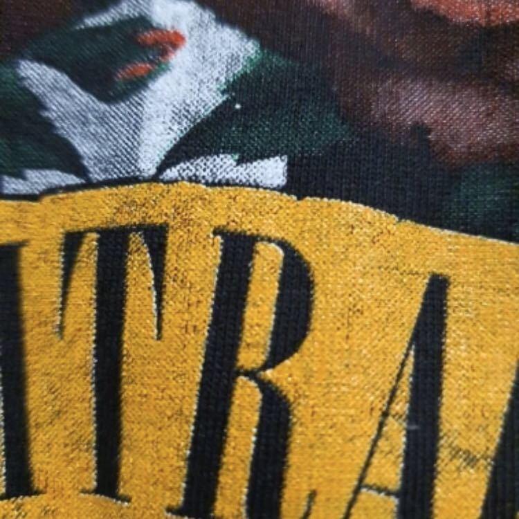 GUNS N' ROSES Tシャツ NIGHTRAIN ガンズアンドローゼズ Tee BLACK ナイトレイン_画像8
