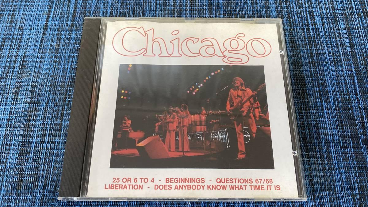Chicago - Neklesejte Na Duchnu シカゴ ライブ CD