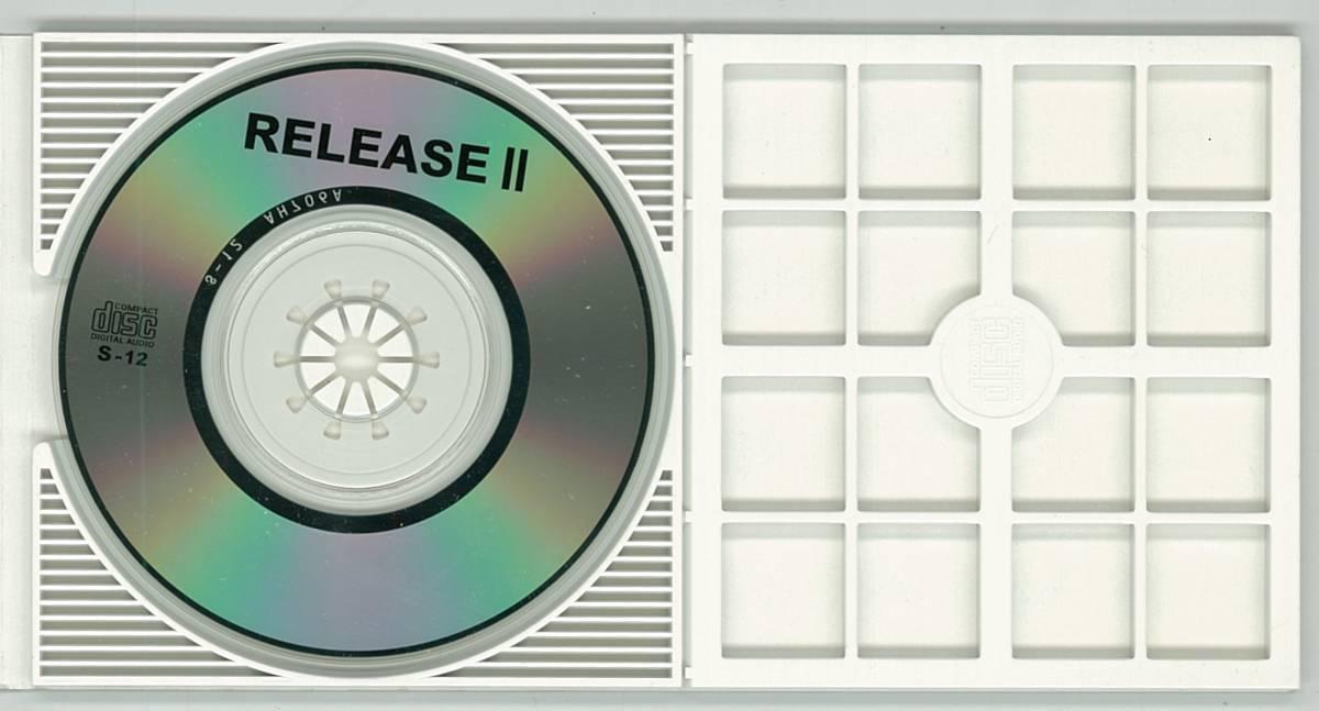 V.A / RELEASE Ⅱ シングルCD  屍 Less Haze 他   検キー GAUZE LIP CREAM GHOUL COMES CLAY MOBS S.O.B OUTO GASTUNK_画像3