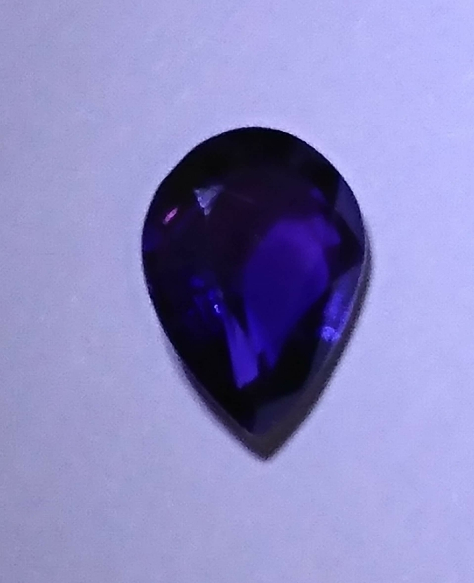 ★K&Yジュエリー工房★ルース 天然ブルーサファイア0.70ct.★_画像1