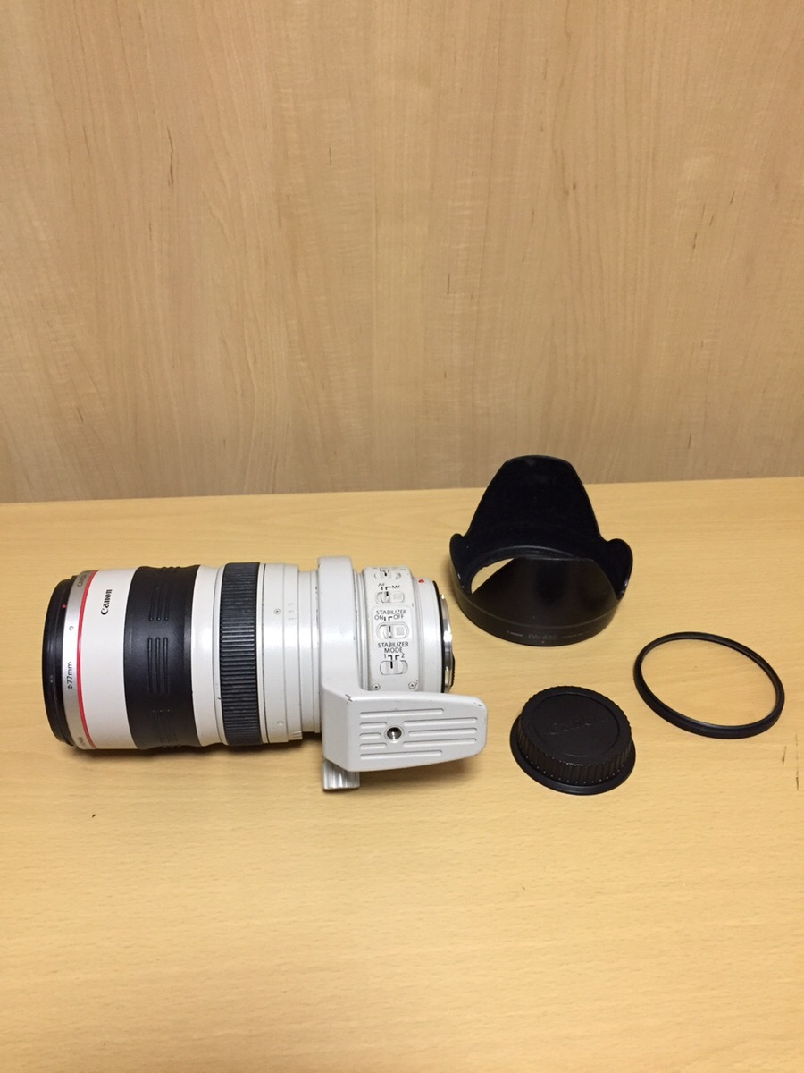★美品★ キャノン Canon LENS EF 28-300mm 1:3.5-5.6 L IS USM