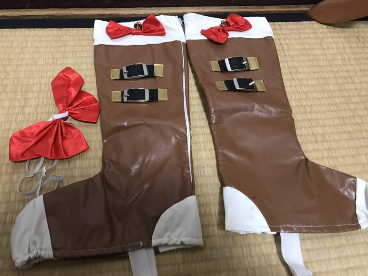 コスプレ衣装 アイカツ! ドリームアカデミー制服 ブーツカバー付_画像3