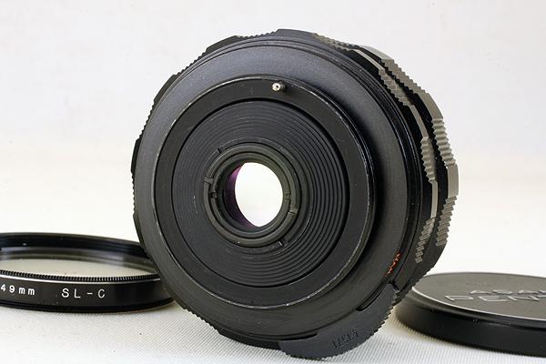【完動良品!】 Asahi Pentax Super-Takumar 35mm F3.5 M42 823 旭光学 アサヒ ペンタックス スーパータクマー 後期型 スクリューマウント_画像2