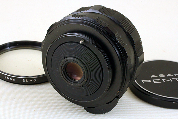【完動良品!】 Asahi Pentax Super-Takumar 35mm F3.5 M42 823 旭光学 アサヒ ペンタックス スーパータクマー 後期型 スクリューマウント_画像3