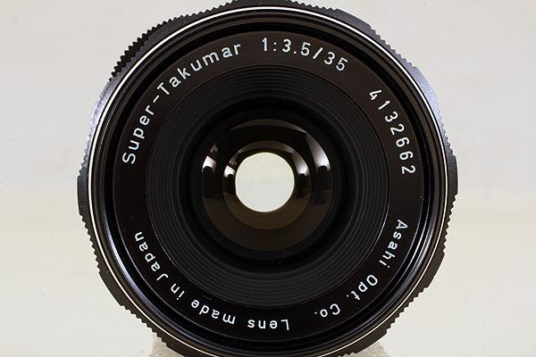 【完動良品!】 Asahi Pentax Super-Takumar 35mm F3.5 M42 823 旭光学 アサヒ ペンタックス スーパータクマー 後期型 スクリューマウント_画像4