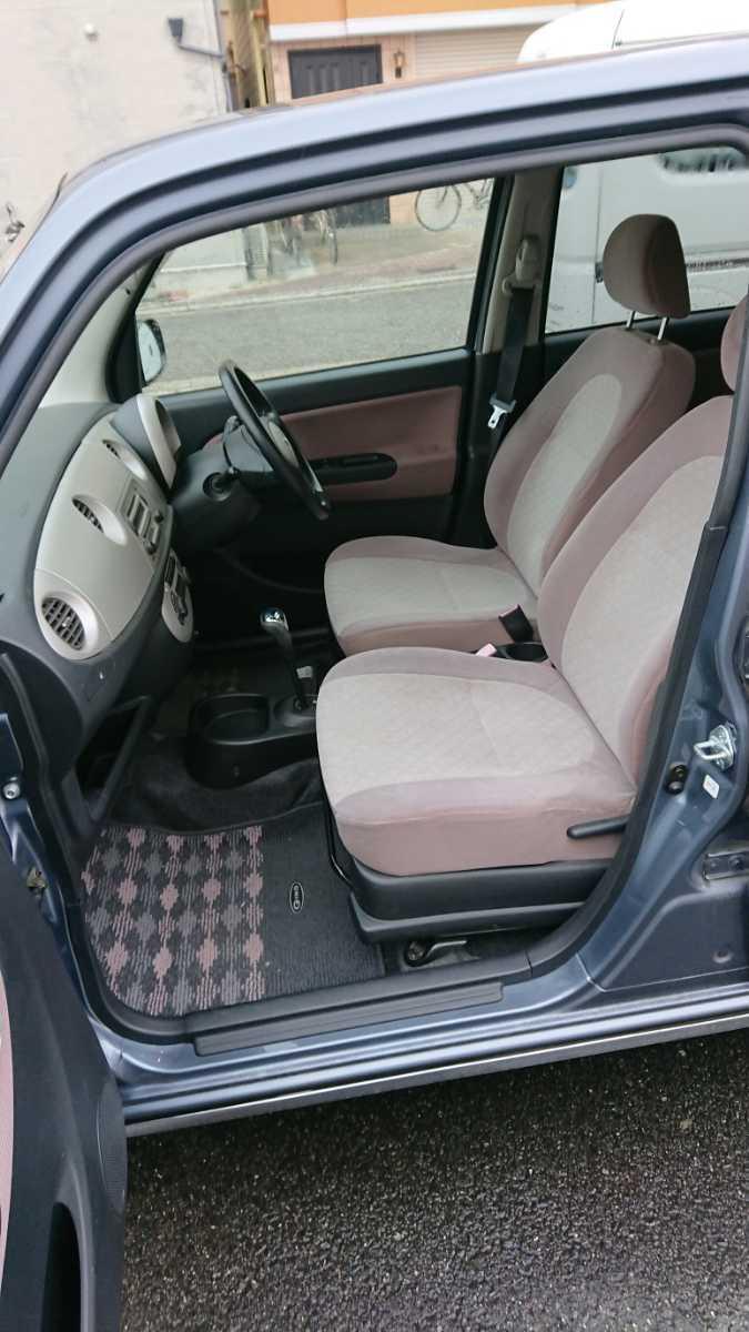 低走行!ミラジーノ X ダイハツ L650S 軽自動車 低走行 クーパー_画像5