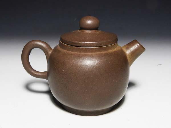 【福】煎茶道具:朱泥急須