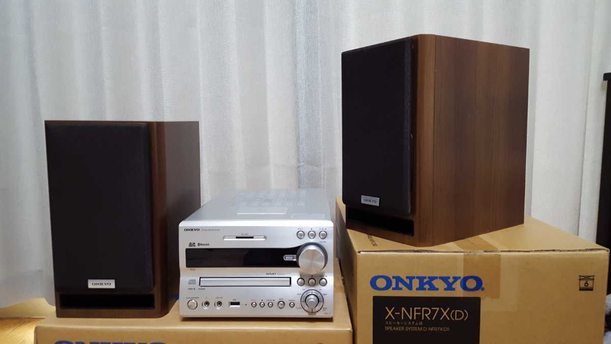 ONKYO X-NFR7X コンポ Bluetooth