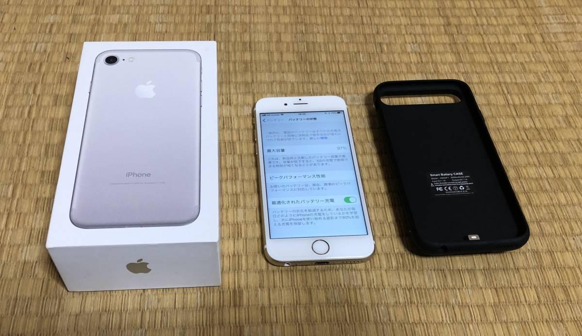 【送料無料】iPhone6s(MKQV2J/A) 128GB ゴールド Y!mobile SIMロック解除済み