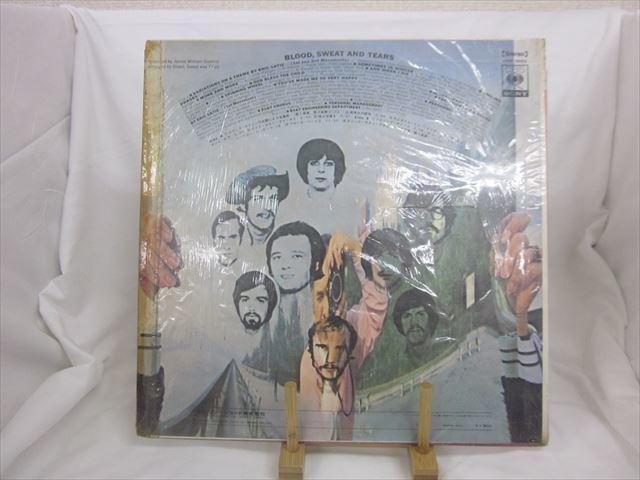 [200210021] BLOOD,SWEAT&TEARS Stereo RIAA SONP50082 CBS SONY ソニーレコード株式会社 LP盤 レコード 【中古】_画像7