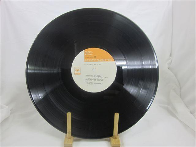 [200210021] BLOOD,SWEAT&TEARS Stereo RIAA SONP50082 CBS SONY ソニーレコード株式会社 LP盤 レコード 【中古】_画像4